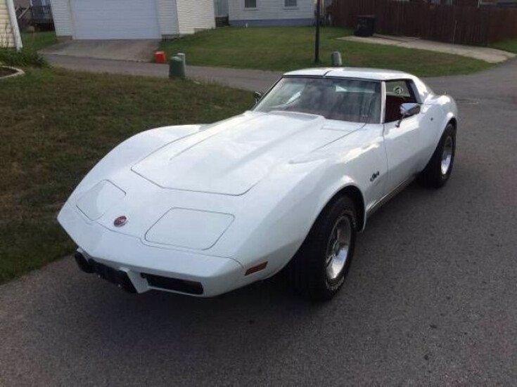 1976 Chevrolet Corvette for sale 101586289
