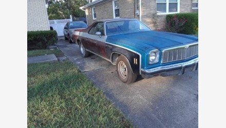 1976 Chevrolet El Camino for sale 101084520