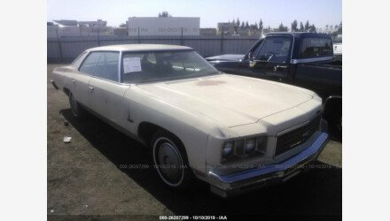 1976 Chevrolet Impala for sale 101220921