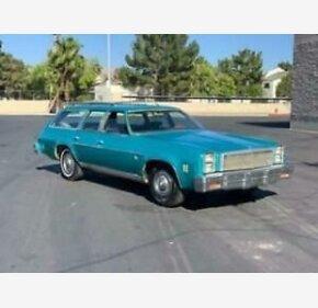 1976 Chevrolet Malibu Wagon for sale 101166657