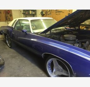 1976 Chevrolet Monte Carlo for sale 100968530