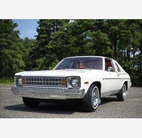 1976 Chevrolet Nova for sale 101049712