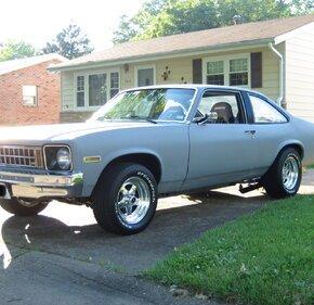1976 Chevrolet Nova Coupe for sale 101073124