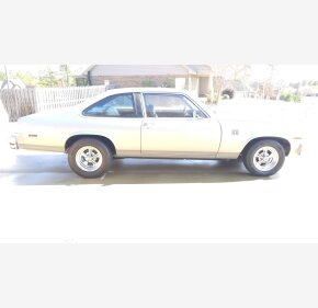 1976 Chevrolet Nova Coupe for sale 101076652