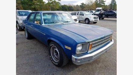 1976 Chevrolet Nova for sale 101272011