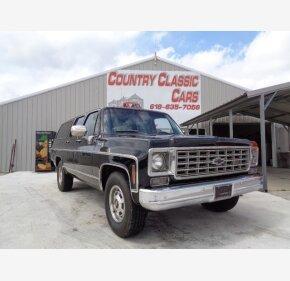 1976 Chevrolet Suburban for sale 101151139