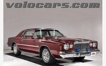 1976 Chrysler Cordoba for sale 101495608