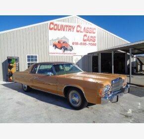 1976 Chrysler Newport for sale 101048680