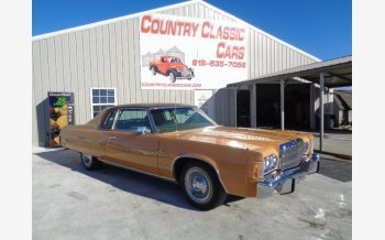 1976 Chrysler Newport for sale 101048680