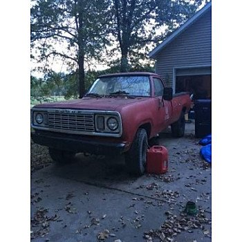 1976 Dodge D/W Truck for sale 100860141