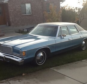 1976 Dodge Monaco for sale 101400322