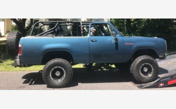 1976 Dodge Ramcharger for sale 101452654