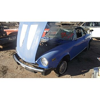 1976 FIAT Other Fiat Models for sale 101323366