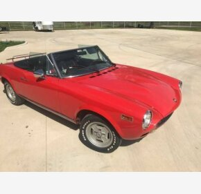 1976 Fiat Spider For 101070214
