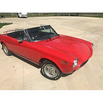 1976 FIAT Spider for sale 101070214