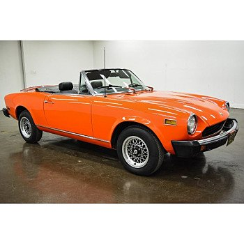 1976 FIAT Spider for sale 101208591