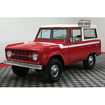1976 Ford Bronco for sale 100995908