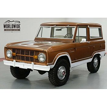 1976 Ford Bronco for sale 101053153