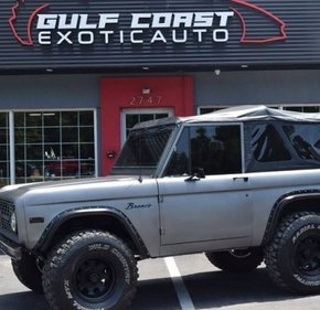 1976 Ford Bronco for sale 101159571