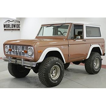 1976 Ford Bronco for sale 101174151