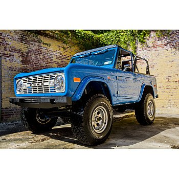 1976 Ford Bronco for sale 101229364