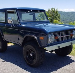 1976 Ford Bronco for sale 101328249