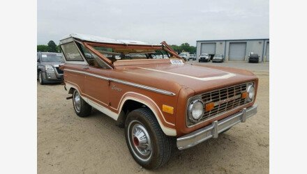 1976 Ford Bronco for sale 101334354
