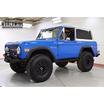 1976 Ford Bronco for sale 101381910