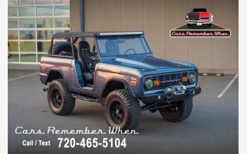 1976 Ford Bronco for sale 101391417