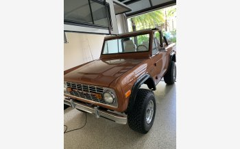 1976 Ford Bronco for sale 101400610