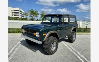 1976 Ford Bronco XL for sale 101423093