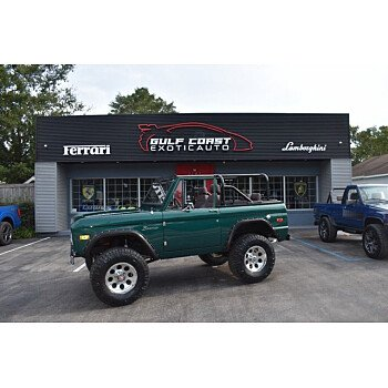 1976 Ford Bronco for sale 101596459
