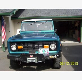 1976 Ford Bronco for sale 101004729