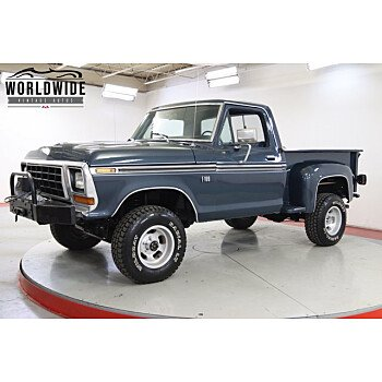 1976 Ford F100 for sale 101412588