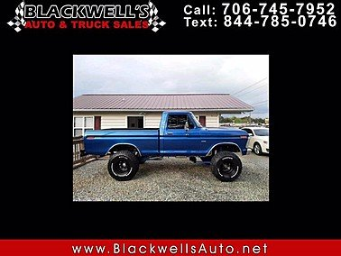 1976 Ford F100 for sale 101534133