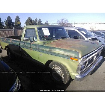 1976 Ford F150 for sale 101262002