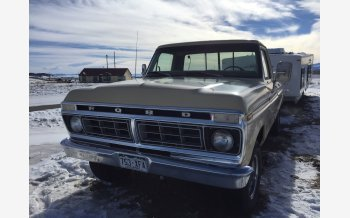 1976 Ford F150 4x4 Regular Cab for sale 101262146