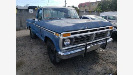 1976 Ford F150 for sale 101427284