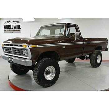 1976 Ford F250 for sale 101117568