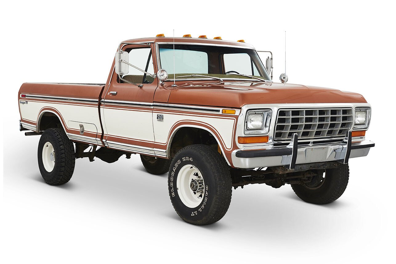 1976 Ford F250 Classics For Sale Classics On Autotrader
