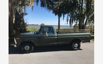 1976 Ford F250 2WD Regular Cab for sale 101065608