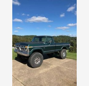 1976 Ford F250 for sale 101084516