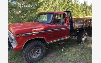 1976 Ford F250 4x4 Regular Cab for sale 101190317