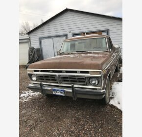 1976 Ford F250 Camper Special for sale 101274551