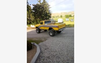 1976 Ford F250 4x4 Regular Cab for sale 101333794