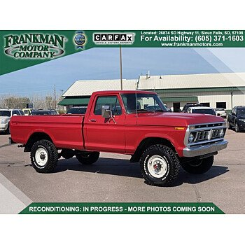 1976 Ford F250 for sale 101541335