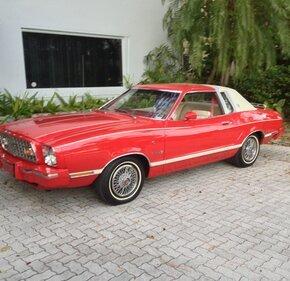 1976 Ford Mustang GHIA Coupe for sale 101298664