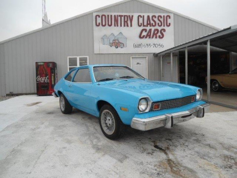 Ford Pinto Classics For Sale Classics On Autotrader