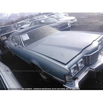 1976 Ford Thunderbird for sale 101102441