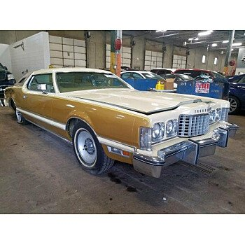 1976 Ford Thunderbird for sale 101287085